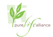 Pure Life Alliance logo